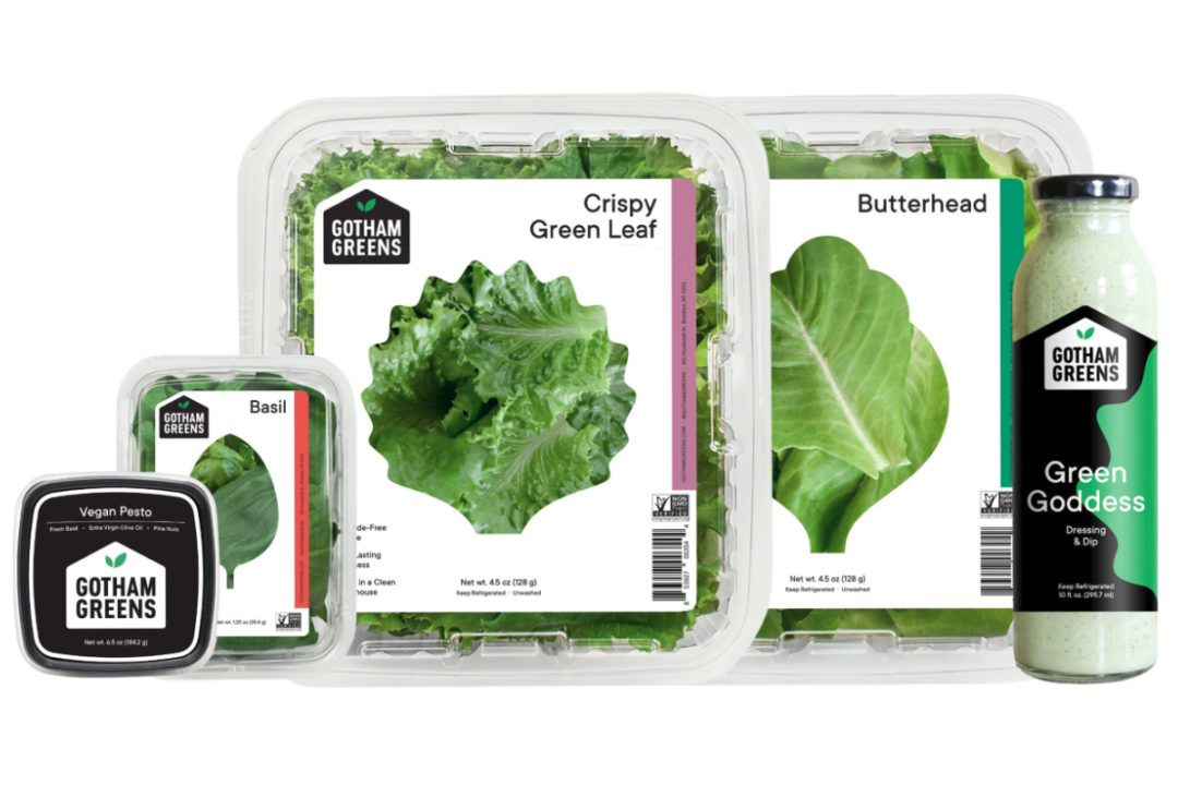 Gotham Greens products