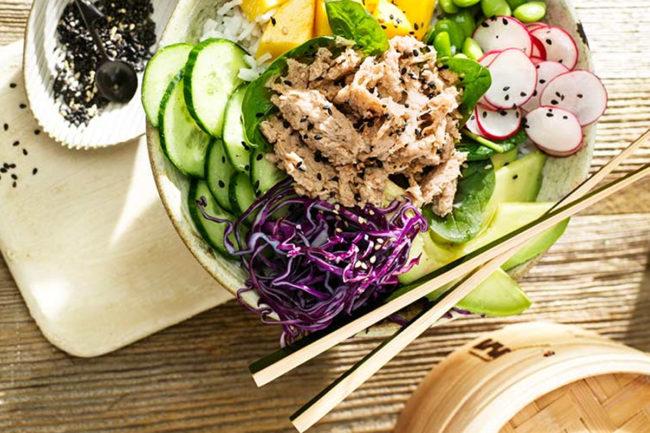Nestle plant-based tuna