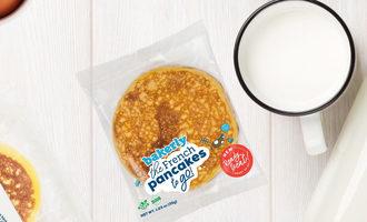 Bakerly pancakes