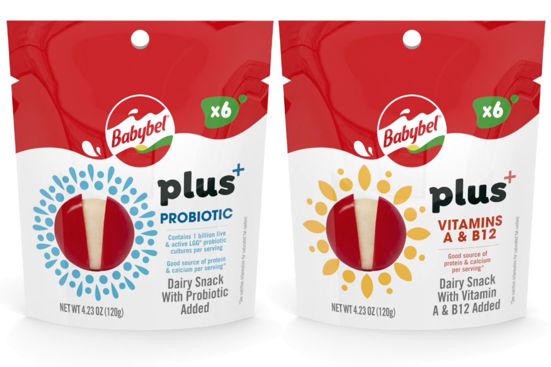 Babybel Plus+ Probiotic and Babybel Plus+ Vitamins