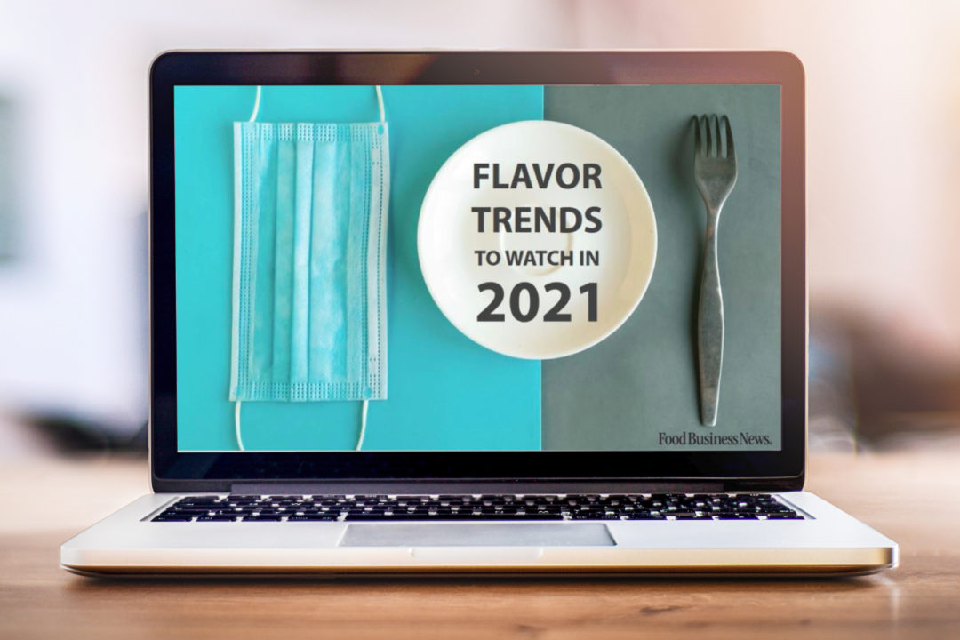 Flavor trends to watch in 2021 webinar