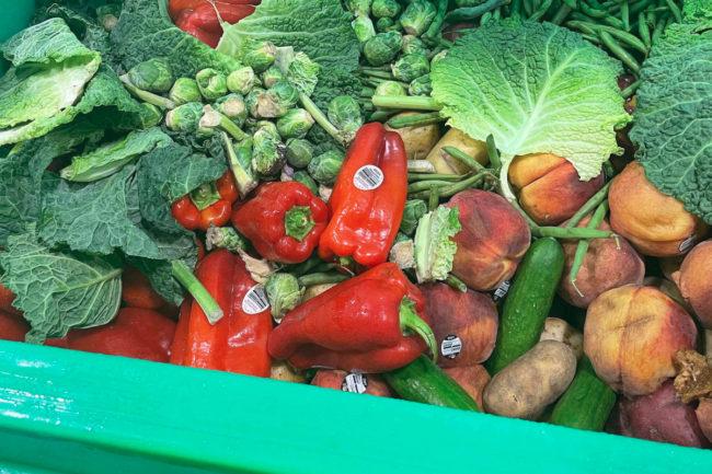 Do Good Foods food waste