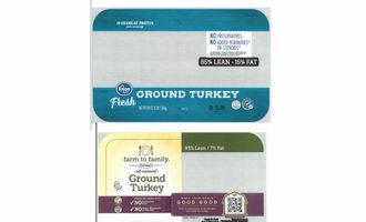 Ground turkey kroger smallerest