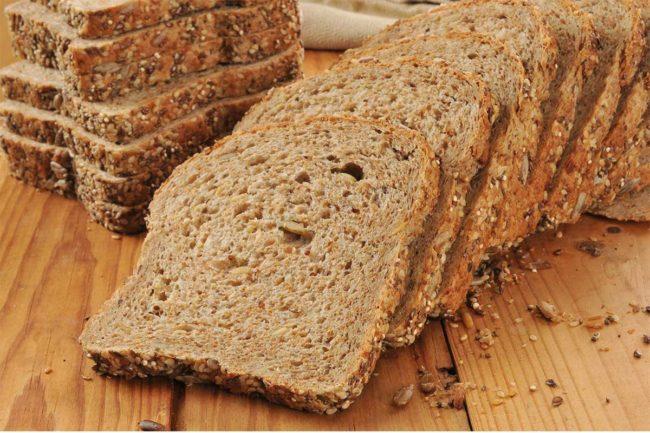 Adobe Stock, Seeded Bread