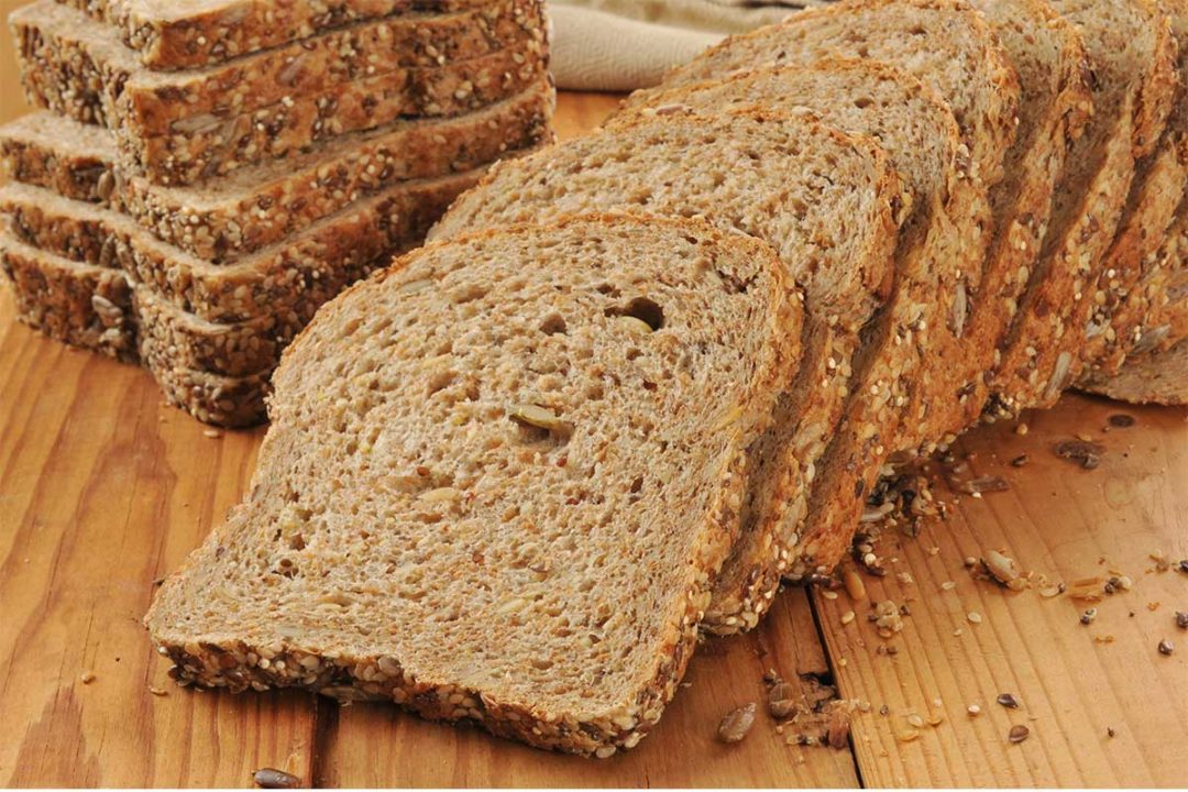 Adobe Stock, Seeded Bread