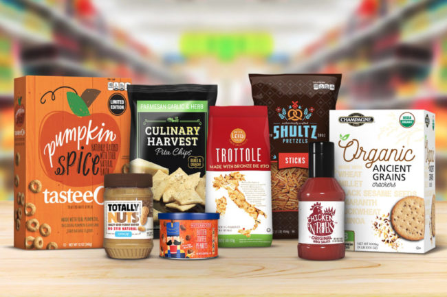 Treehouse Foods private label foods