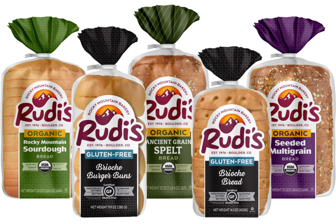 Rudi's Organic Bakery new products