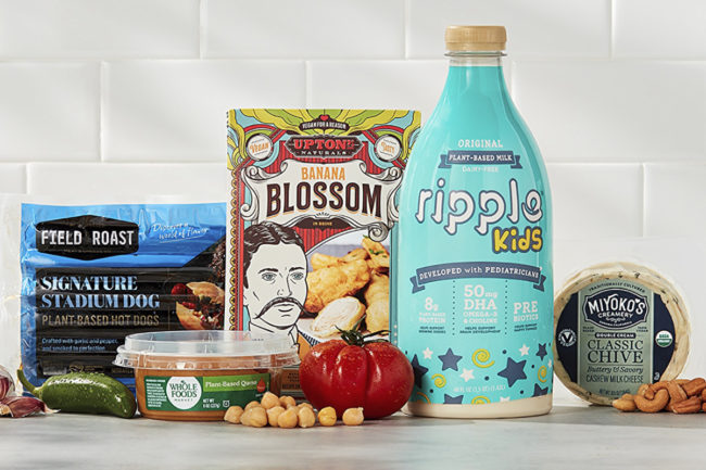 Whole Foods Summer 2021 plant-based trends
