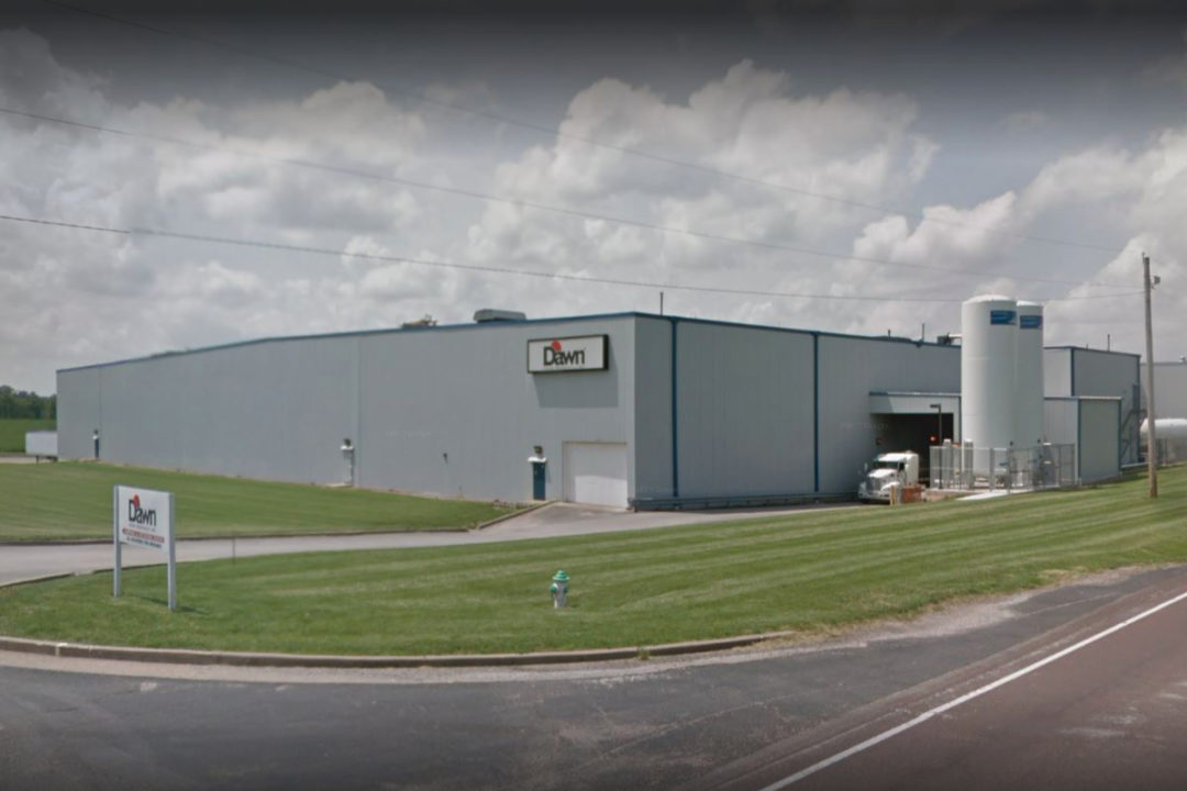 Rise Baking Co. baking plant in Mexico, Mo.