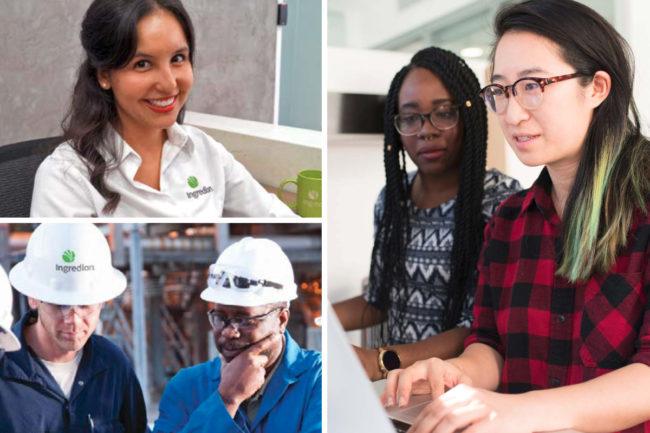 Ingredion diverse workforce