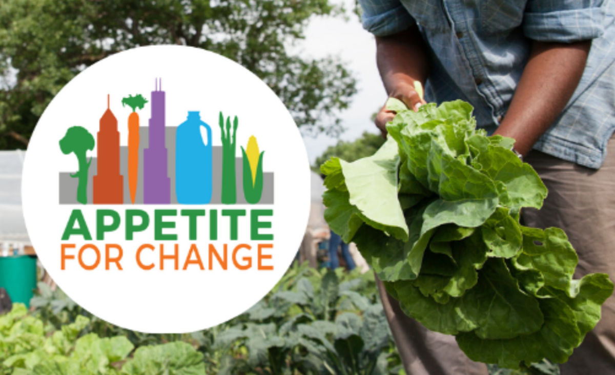 Cargill donates to Appetite for Change