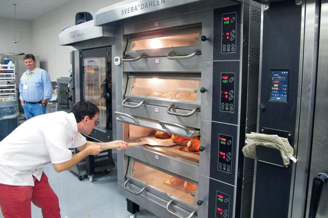 Middleby Bakery Innovation Center