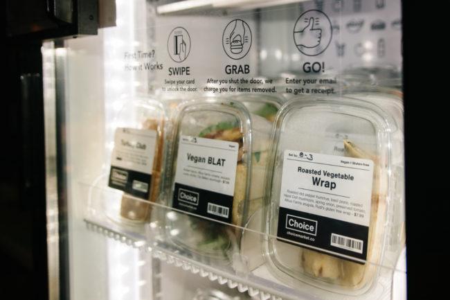 choice market vending