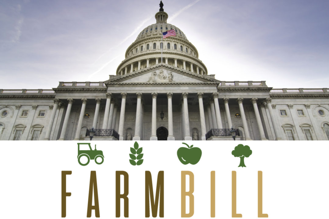 U.S. capitol farm bill
