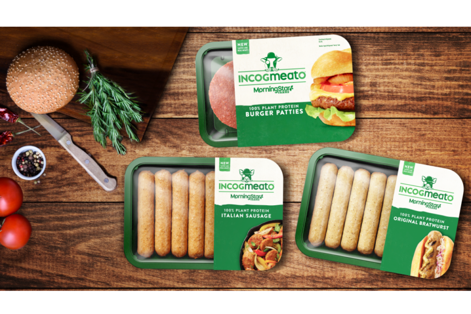 MorningStar Farms to debut new plant