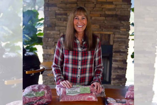 hampion barbecue pitmaster and Barbecue Hall of Fame inductee Melissa Cookston was named brand ambassador for Seaboard Foods' Prairie Fresh brand of pork products.