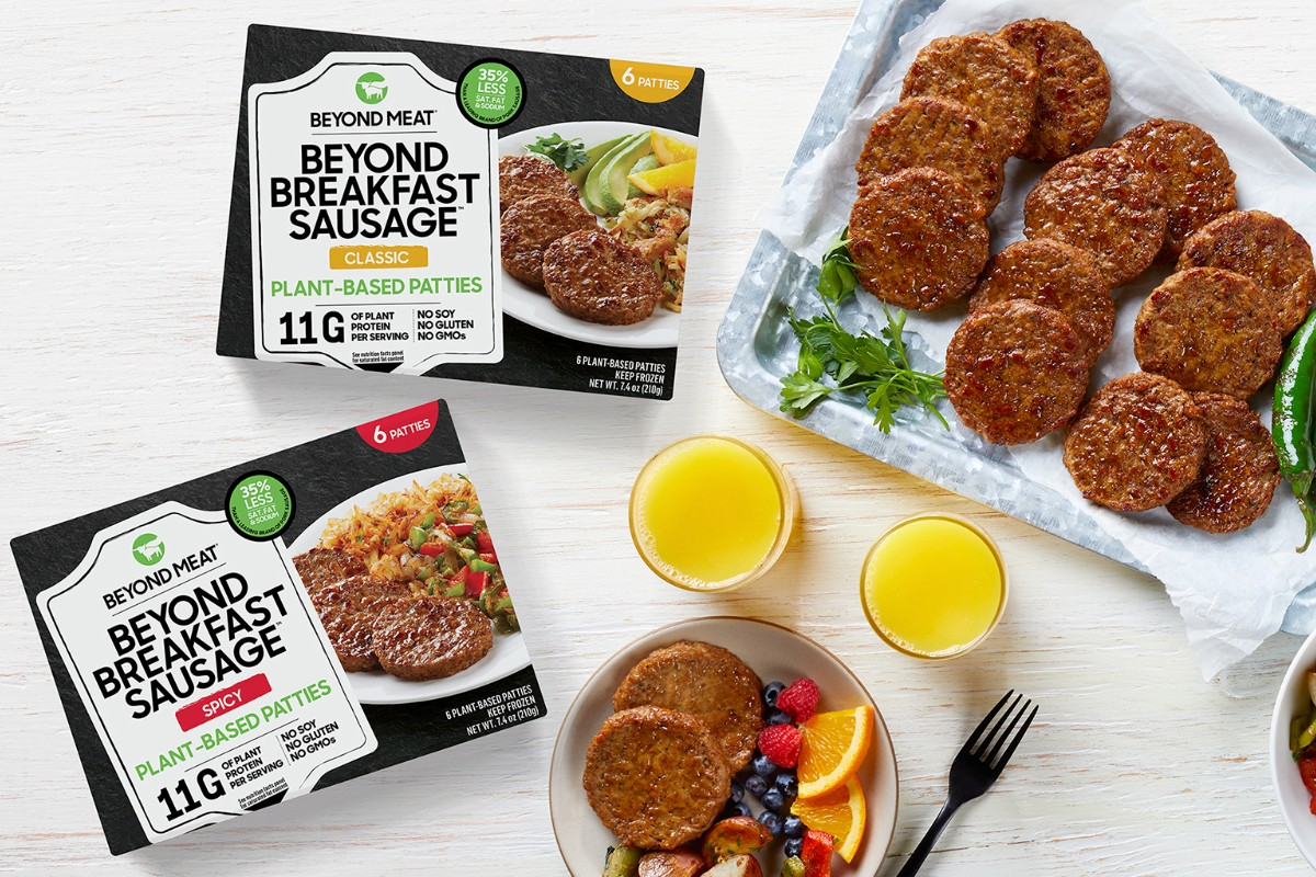 Beyond Meat Breafast Sausage