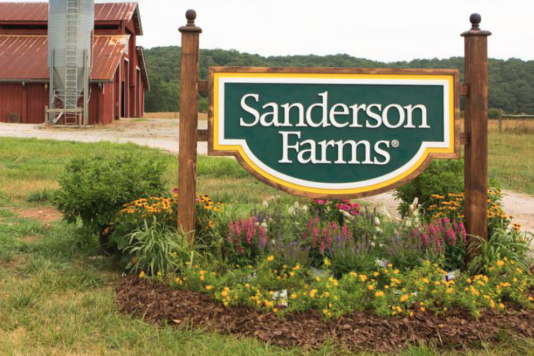 Sanderson Farms