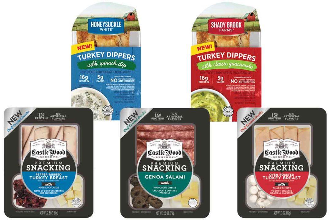 Cargill Turkey snacks
