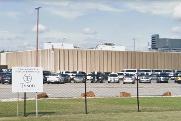 Tyson Foods Texas