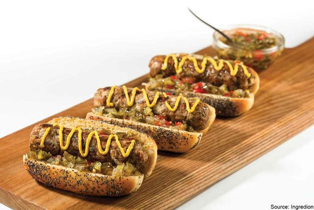 Ingredients-vegan-hot-dog