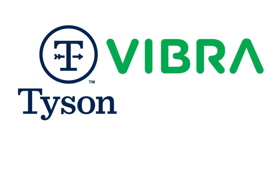 Tyson Foods Inc. has announced an agreement to buy a 40 percent stake in the foods division of Grupo Vibra