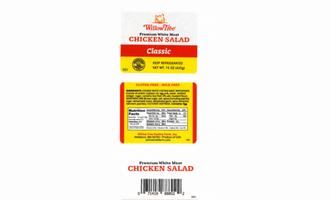 Willowtree chicken salad smaller