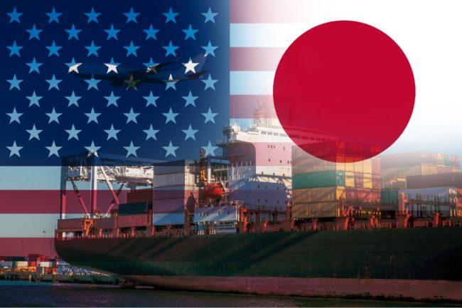 USA Japan