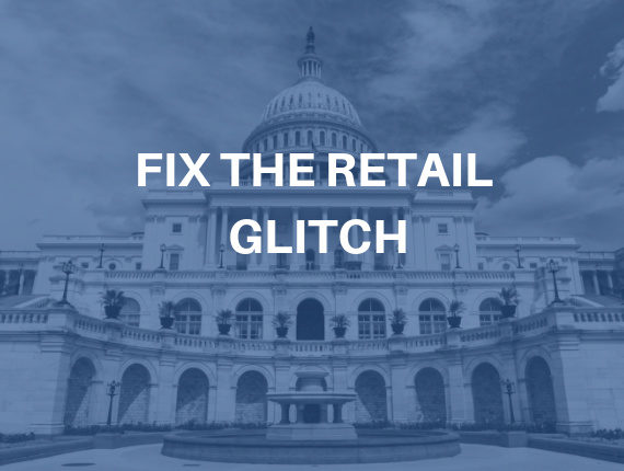 Fix the Retail Glitch