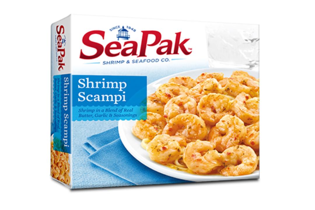 SeaPak Shrimp Scampi