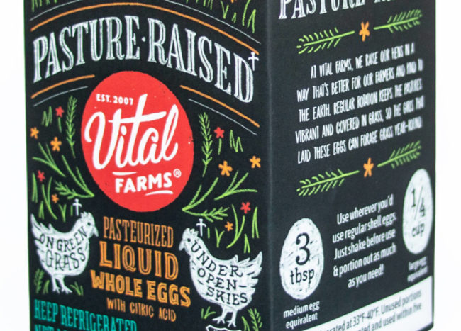 Vital Farms egg products