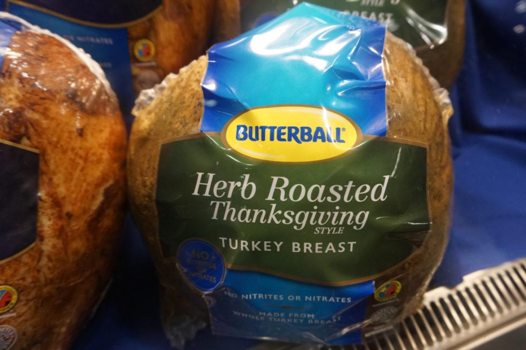 butterball thanksgiving sp