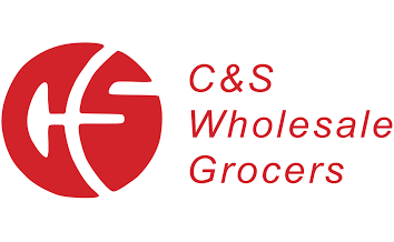 c and s logo