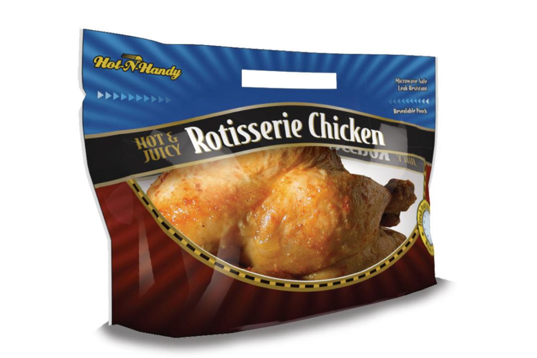 deli chicken packaging