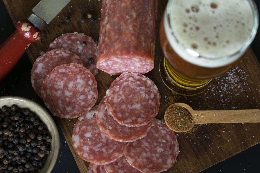 columbus beer salame sp