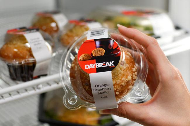 daymark muffin