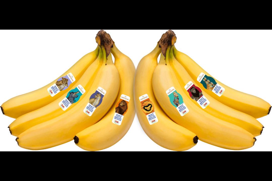 dole bananas disney