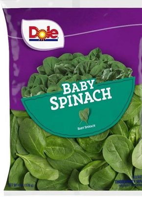 Dole-spinach