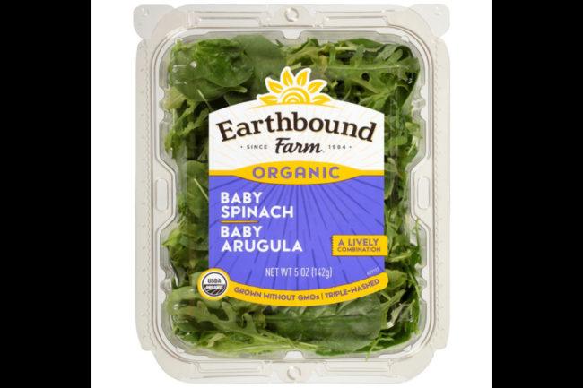 earthbound farm organic sp