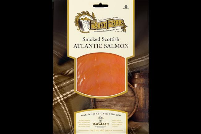 echo falls salmon sp