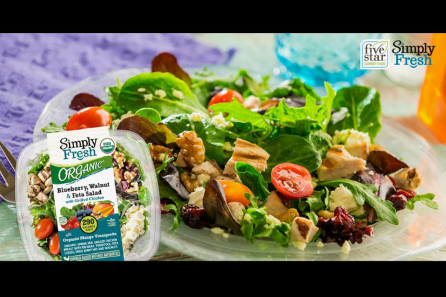 five star salad