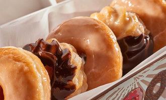 Dawn donuts
