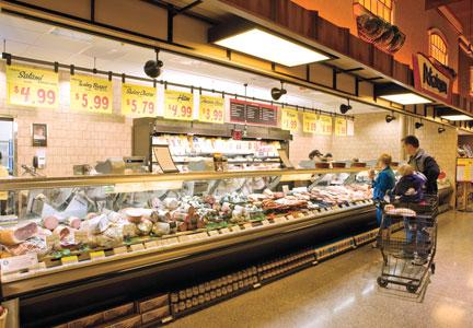 Wegmans implements calorie counts instore news for Food bar wegmans