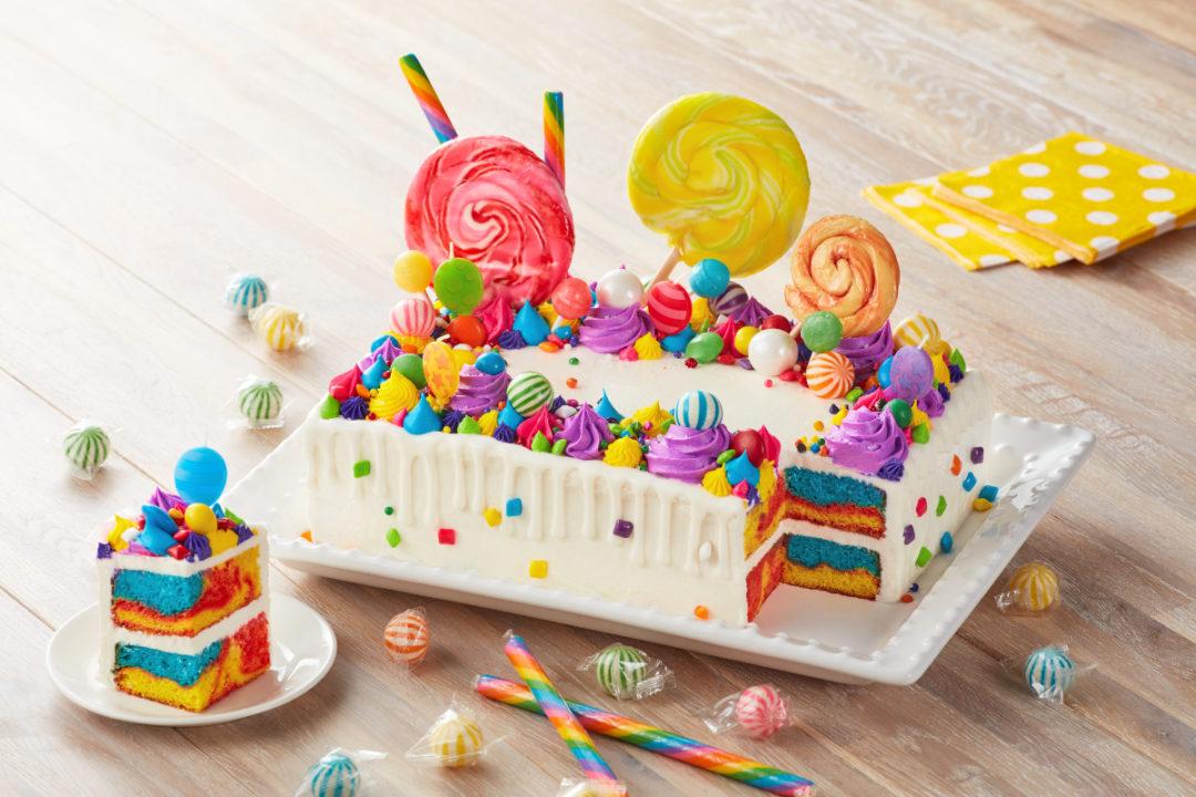 instore bakery cake sp
