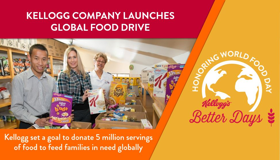 kellogg food drive