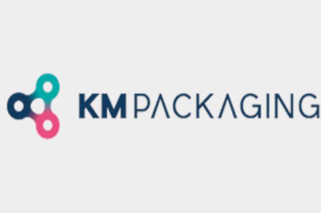 km packaging logo sp
