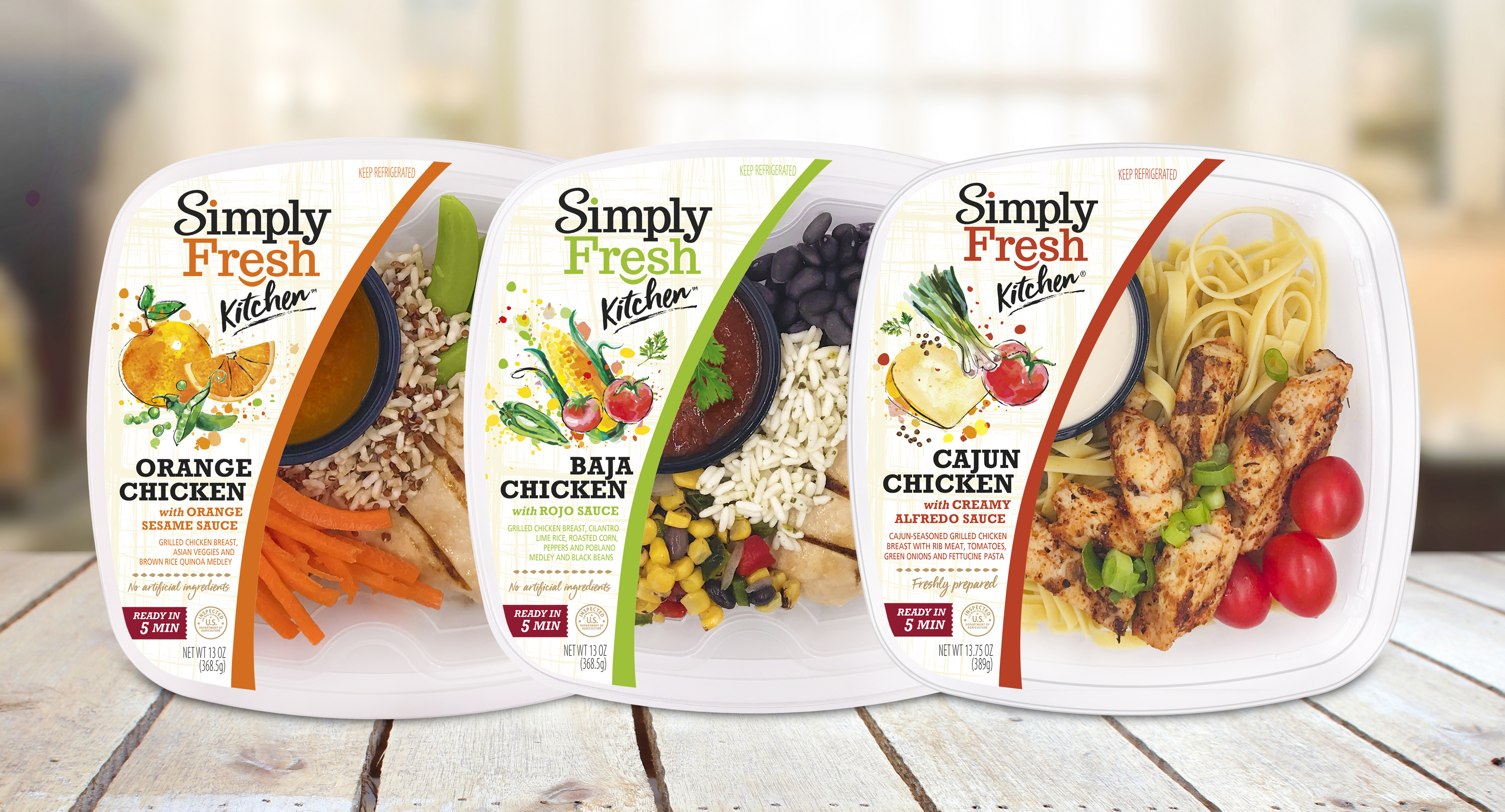 simply fresh ready to eat meals