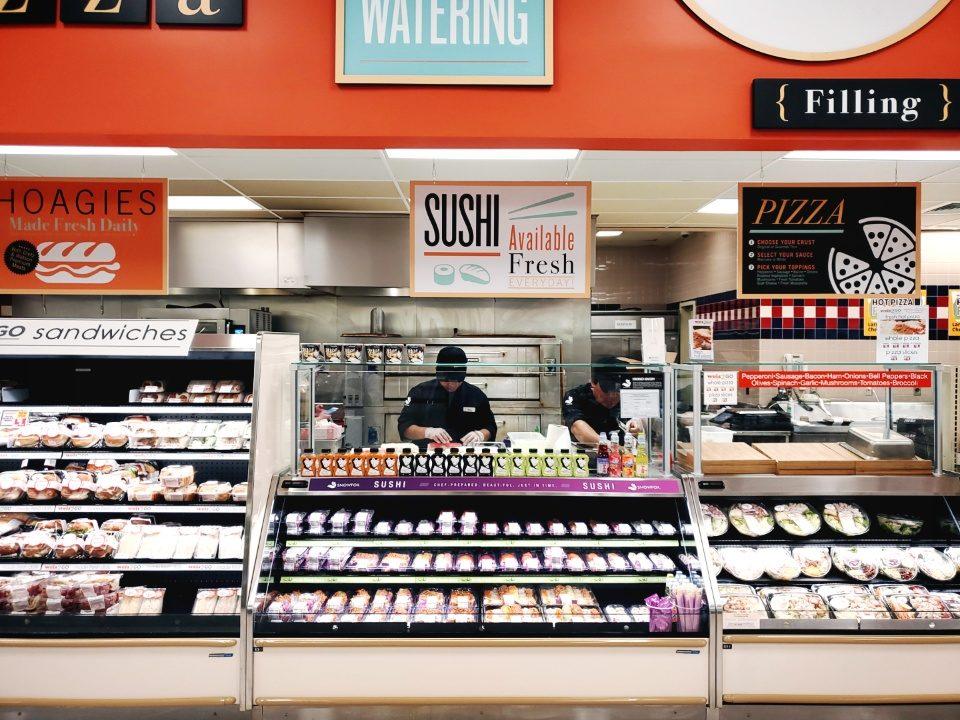 sushi weis markets
