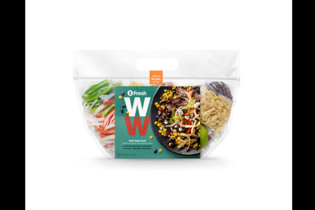 weight watchers hy vee meal sp