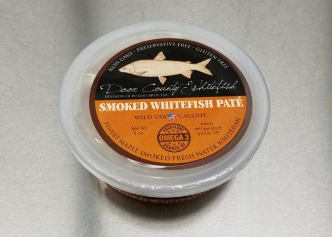 whitefish pate